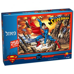 פאזל סופרמן – 250 חלקים