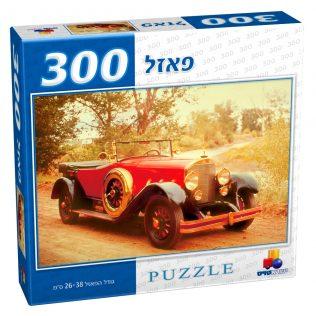 פאזל 200 - 300 חלקים